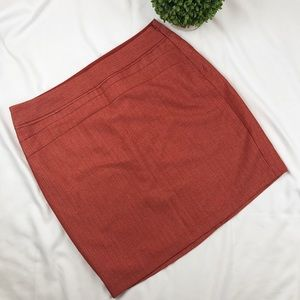 NWT The Limited career wear mini pencil skirt